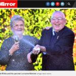 Arthur Griffiths EuroMillions winner