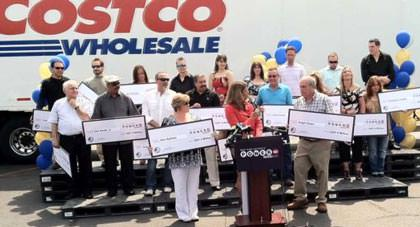costco lottery winners