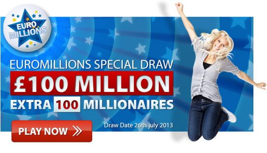 EuroMillions Special Draw