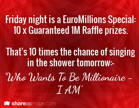 EuroMillions special 2014