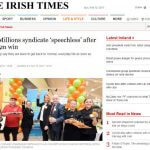 Irish EuroMillions Syndicate