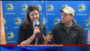 james mason NY lotto winner