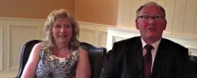 Lottery Winners Kevin and Michele Jones