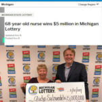 michigan nurse wins $5 Million