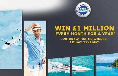 Millionaire Raffle special draw