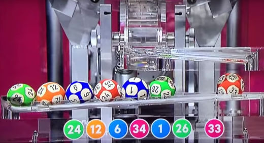 NZ lotto draw