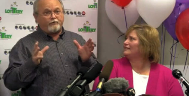 Robinsons Powerball Winners From Tennessee