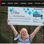 Mum Buys New Home From Lottery Winnings
