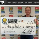 Michigan Man Wins $208K Lotto Jackpot