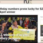 Union Carpenter Wins Big Lotto Jackpot