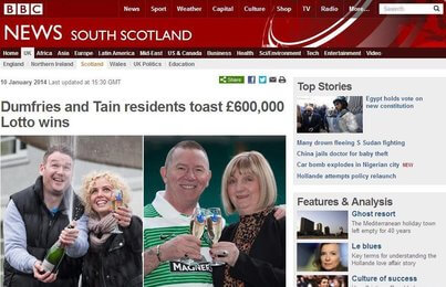 dumfries and tain