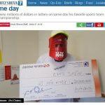 Israeli Man Wins $5 Million Lotto Prize