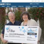 Kent Couple Win A Million Pounds