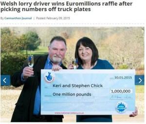 driver wins