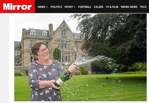 Mum Of Two Wins A Million Pounds