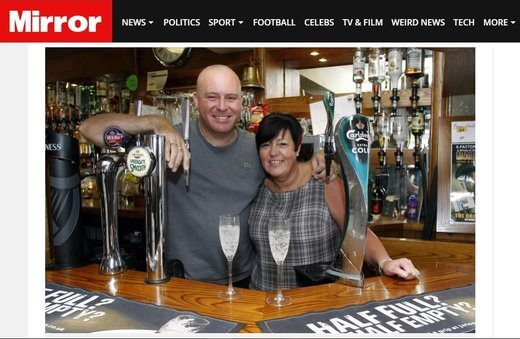 Lotto Winners Still Run A Pub 11 Years On