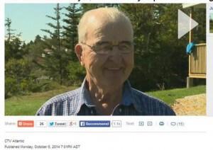 Retired Fisherman Wins